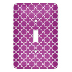 Clover Light Switch Covers - Multiple Toggle Options Available (Personalized)