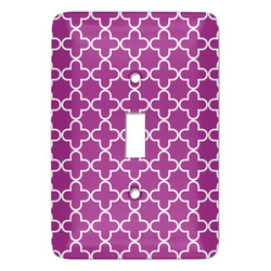 Clover Light Switch Covers (Personalized)