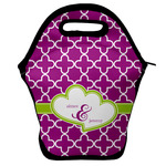 Clover Lunch Bag w/ Couple's Names