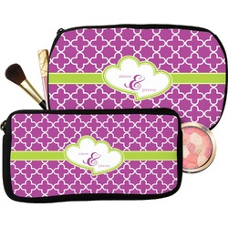 Clover Makeup / Cosmetic Bag (Personalized)
