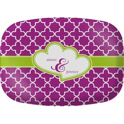 Clover Melamine Platter (Personalized)
