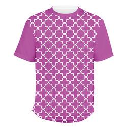 Clover Men's Crew T-Shirt (Personalized)