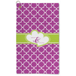 Clover Microfiber Golf Towel - Large (Personalized)