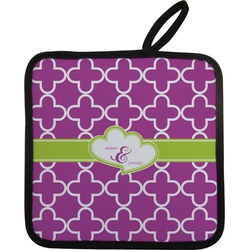 Clover Pot Holder (Personalized)