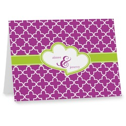 Clover Notecards (Personalized)
