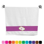 Clover Bath Towel (Personalized)