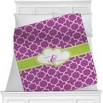 Clover Minky Blanket (Personalized)