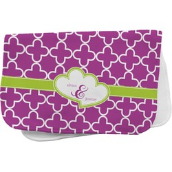 Clover Burp Cloth (Personalized)