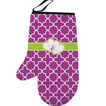 Clover Left Oven Mitt (Personalized)