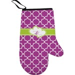 Clover Right Oven Mitt (Personalized)