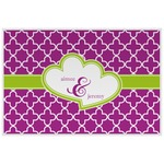Clover Placemat (Laminated) (Personalized)