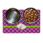 Clover Dog Food Mat (Personalized)