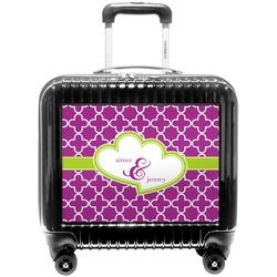 Clover Pilot / Flight Suitcase (Personalized)