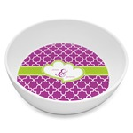 Clover Melamine Bowl 8oz (Personalized)