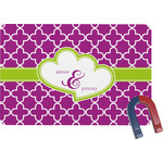 Clover Rectangular Fridge Magnet (Personalized)