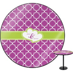 Clover Round Table (Personalized)