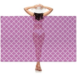 Clover Sheer Sarong (Personalized)