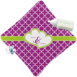 Clover Security Blanket (Personalized)