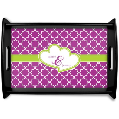 Clover Wooden Trays (Personalized)