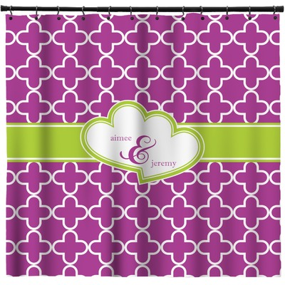 Clover Shower Curtain (Personalized)