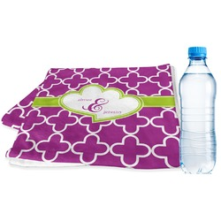 Clover Sports Towel (Personalized)