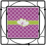Clover Square Trivet (Personalized)