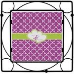 Clover Square Trivet (Personalized)