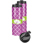 Clover Stainless Steel Skinny Tumbler (Personalized)
