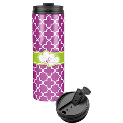 Clover Stainless Steel Tumbler (Personalized)