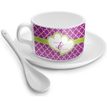 Clover Tea Cups (Personalized)