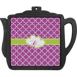 Clover Teapot Trivet (Personalized)