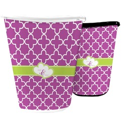 Clover Waste Basket (Personalized)