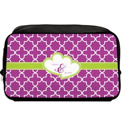 Clover Toiletry Bag / Dopp Kit (Personalized)