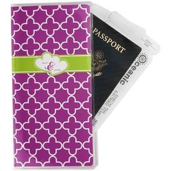 Clover Travel Document Holder