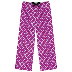 Clover Womens Pajama Pants (Personalized)