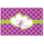 Clover Woven Mat (Personalized)