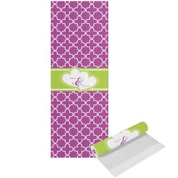 Clover Yoga Mat - Printed Front (Personalized)