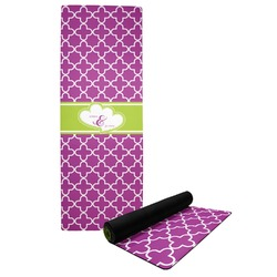 Clover Yoga Mat (Personalized)