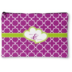 Clover Zipper Pouch (Personalized)