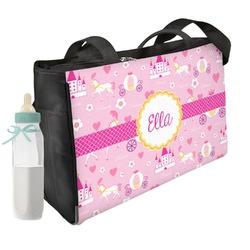 Princess Carriage Diaper Bag (Personalized)