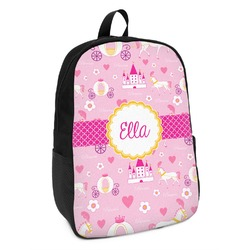 Princess Carriage Kids Backpack (Personalized)
