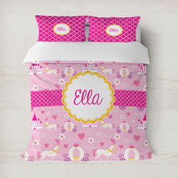 Princess Carriage Duvet Covers (Personalized)