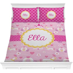 Princess Carriage Comforters (Personalized)
