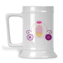 Princess Carriage Beer Stein (Personalized)