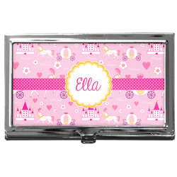 Princess Carriage Business Card Case