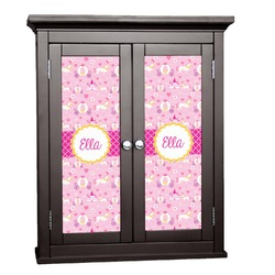 Princess Carriage Cabinet Decal - Custom Size (Personalized)
