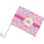 Princess Carriage Car Flag (Personalized)