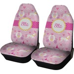 Princess Carriage Car Seat Covers (Set of Two) (Personalized)