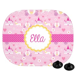 Princess Carriage Car Side Window Sun Shade (Personalized)