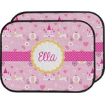 Princess Carriage Car Floor Mats (Back Seat) (Personalized)